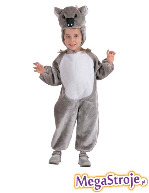 Kostium dziecięcy pluszowy Koala