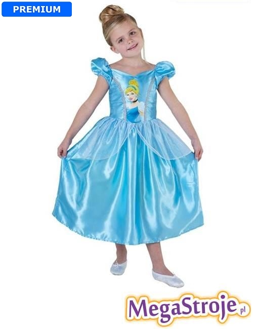Kostium dziecięcy Kopciuszek Disney