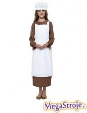 Kostium dziecięcy Kopciuszek służąca