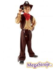 Kostium dziecięcy Kowboj