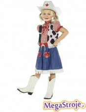 Kostium dziecięcy Kowbojka 3