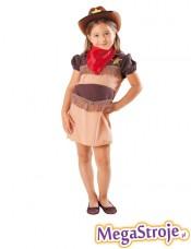 Kostium dziecięcy Kowbojka lux
