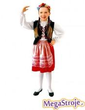 Kostium dziecięcy Krakowianki