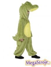 Kostium dziecięcy Krokodyl