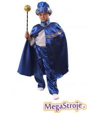 Kostium dziecięcy Król niebieski