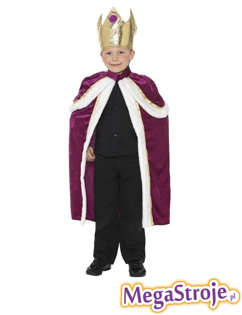 Kostium dziecięcy Król