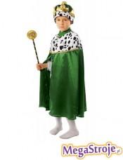 Kostium dziecięcy Król zielony 2