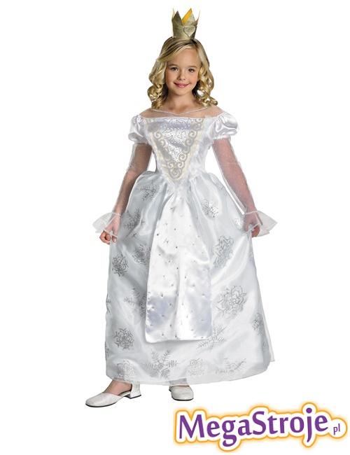 Kostium dziecięcy Królewna biała