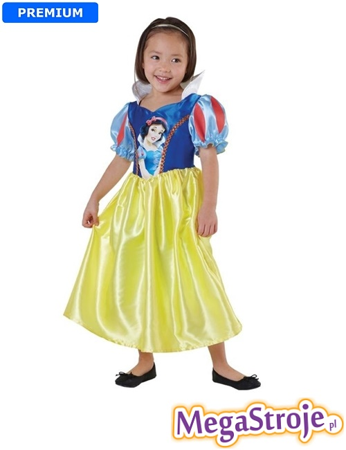 Kostium dziecięcy Królewna Śnieżka 3
