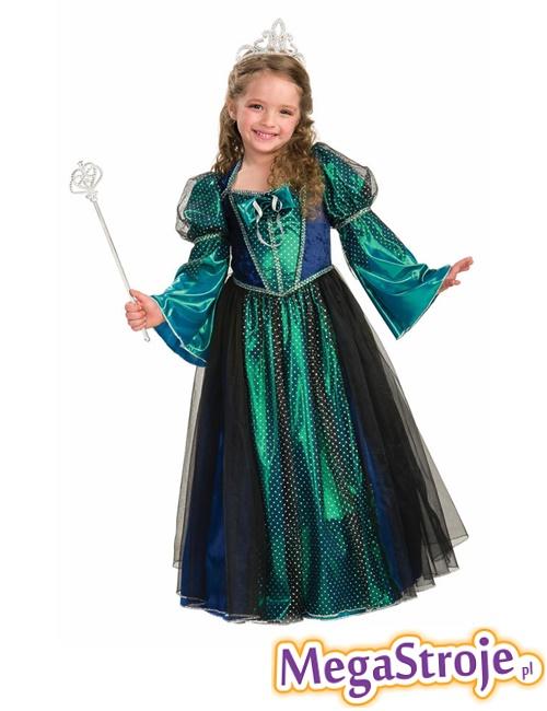Kostium dziecięcy Księżna Zmierzchu