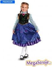 Kostium dziecięcy księżniczka Anna - Kraina Lodu Disney