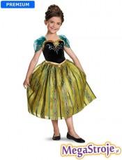 Kostium dziecięcy Księżniczka Anna - Kraina Lodu