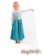 Kostium dziecięcy Księżniczka Elsa - Kraina Lodu