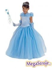 Kostium dziecięcy Księżniczka niebieska 2