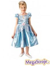 Kostium dziecięcy Księżniczka niebieska 3