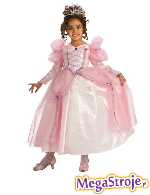 Kostium dziecięcy Księżniczka