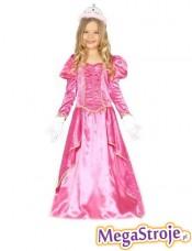Kostium dziecięcy Księżniczka różowa