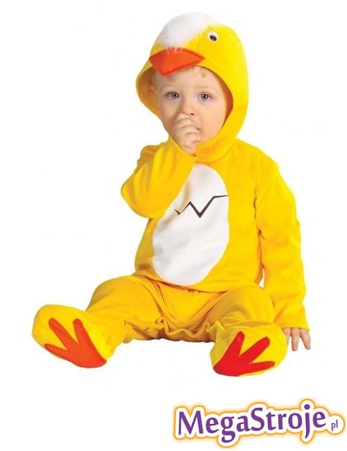 Kostium dziecięcy Kurczaczek