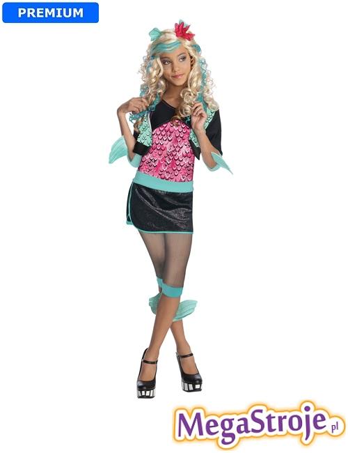 Kostium dziecięcy Lagoona Blue Monster High