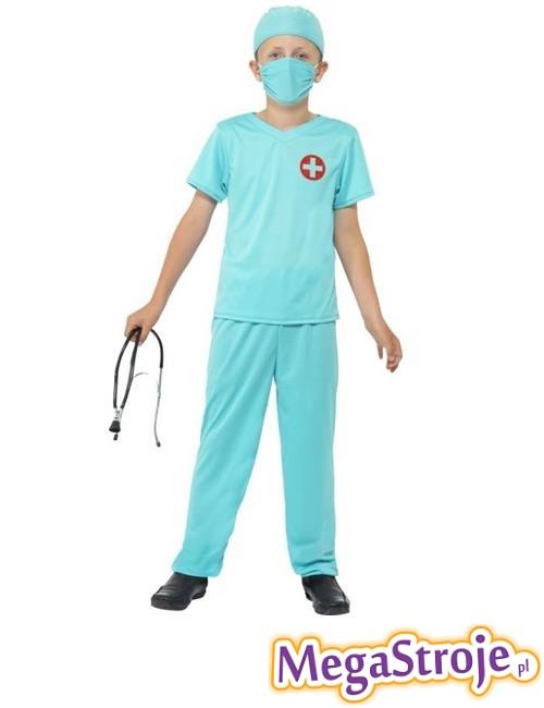 Kostium dziecięcy Lekarza