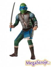 Kostium dziecięcy Leonardo Żółw Ninja