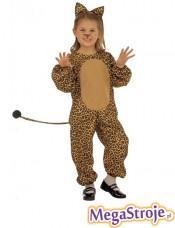 Kostium dziecięcy Leoparda