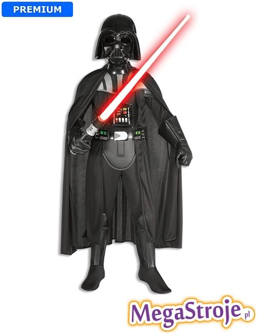 Kostium dziecięcy Lord Vader lux