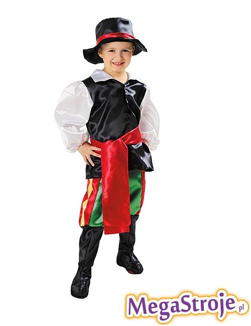 Kostium dziecięcy Łowiczanin