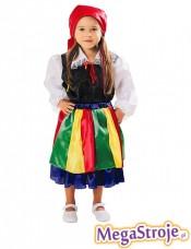 Kostium dziecięcy Łowiczanka