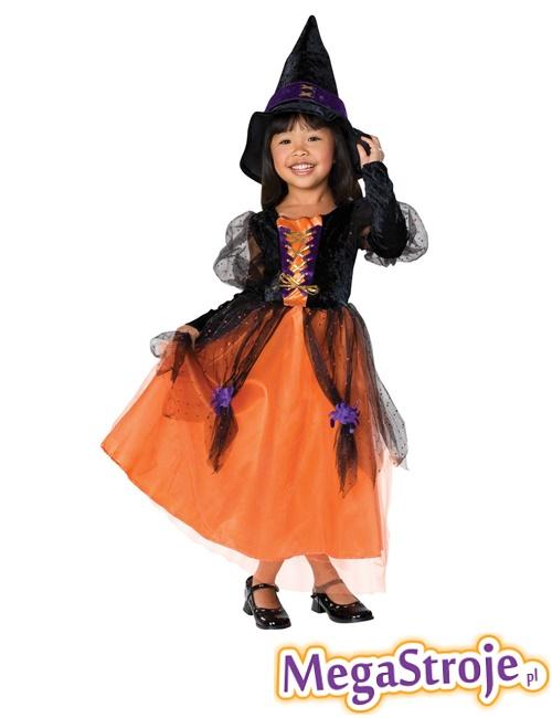 Kostium dziecięcy Mała Czarownica