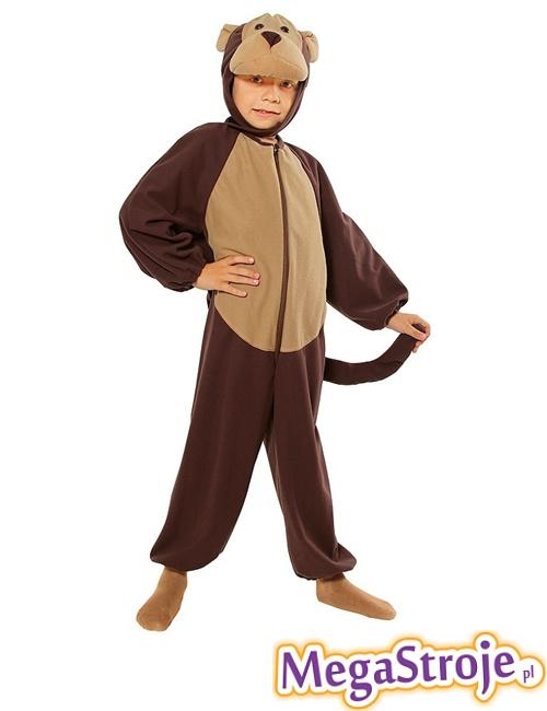 Kostium dziecięcy Małpy