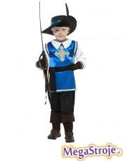 Kostium dziecięcy Mały Muszkieter