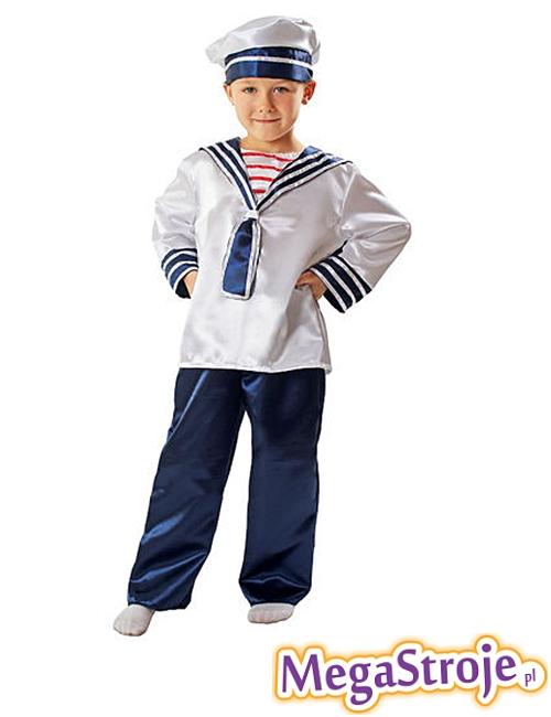 Kostium dziecięcy Marynarz