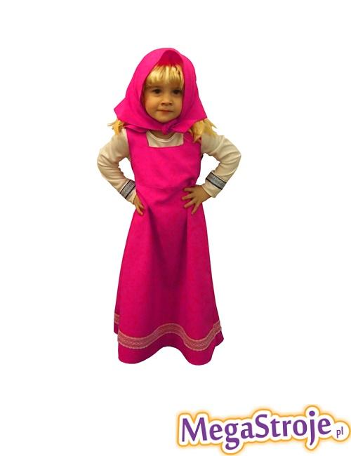 Kostium dziecięcy Masza
