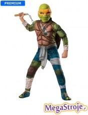 Kostium dziecięcy Michelangelo Żółwie Ninja