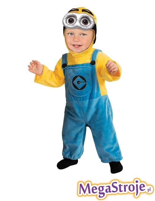 Kostium dziecięcy Minionek Dave 2