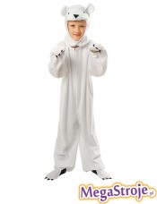 Kostium dziecięcy Misia Polarnego