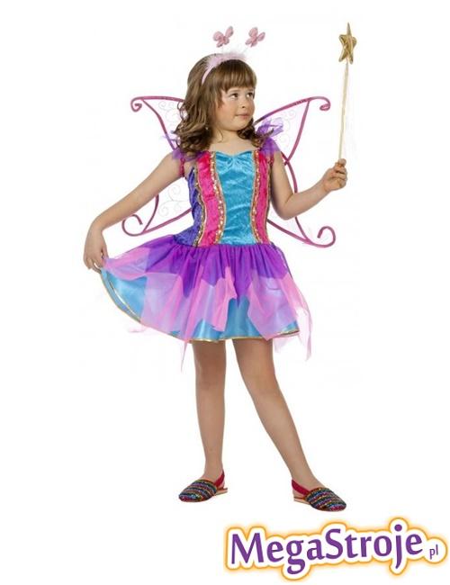 Kostium dziecięcy Motyl