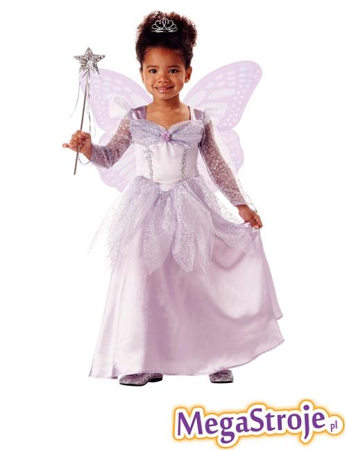 Kostium dziecięcy Motylek biały