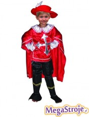Kostium dziecięcy Muszkieter 2