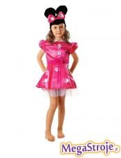 Kostium dziecięcy Minnie różowa