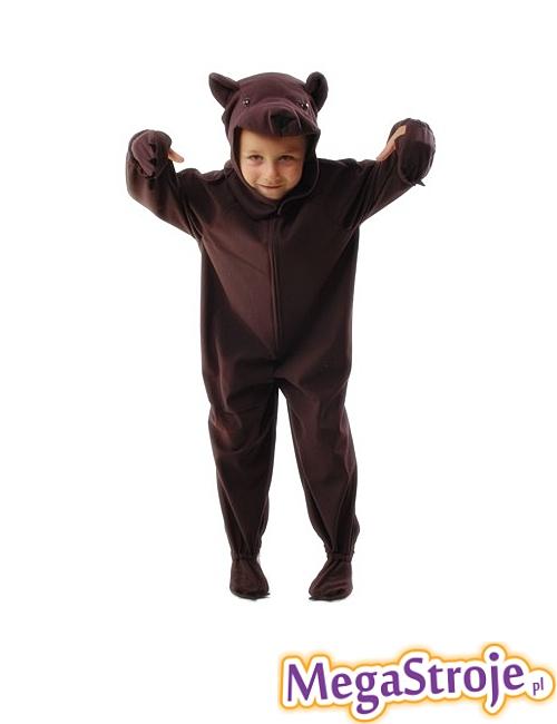 Kostium dziecięcy Niedźwiadek