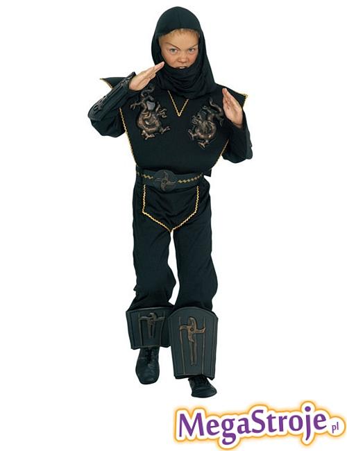Kostium dziecięcy Ninja lux