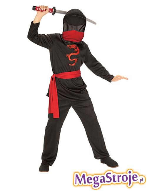 Kostium dziecięcy Ninja