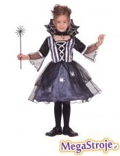 Kostium dziecięcy Pajęczyca czarno-biała