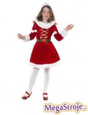 Kostium dziecięcy Pani Mikołajowa