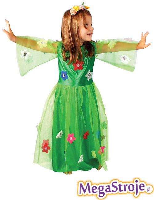 Kostium dziecięcy Pani Wiosna