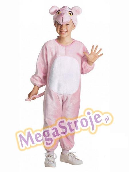 Kostium dziecięcy pluszowy Pantera
