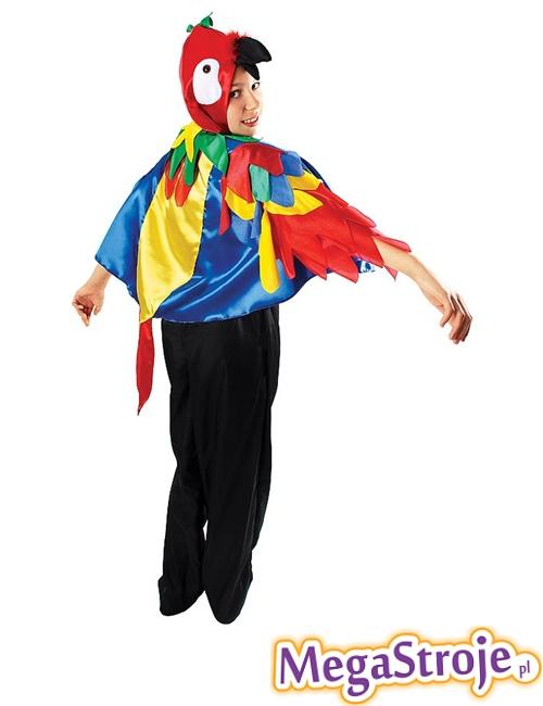 Kostium dziecięcy Papugi 2