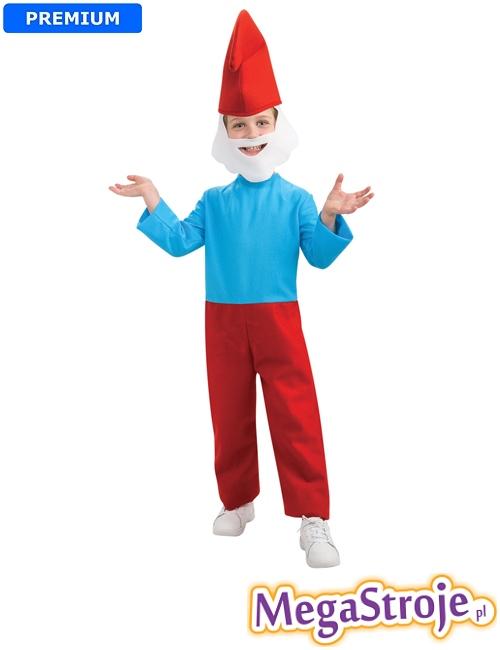 Kostium dziecięcy Papy Smerfa